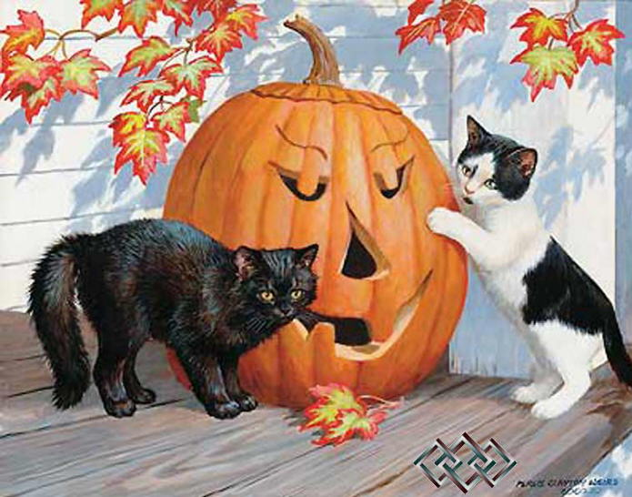 http://catsfineart.com/assets/images/cats/AutumnCats/db_Persis_Clayton_Weirs_looking_scarey1.jpg