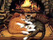 All Burned Out - Charles Wysocki