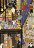 Linda Jane Smith - Cats in the Toyshop