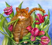 Mindy Lighthipe - Tango in the Tulips