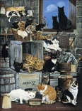 Pollyanna Pickering - Alley cats