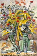 Rahmet Redzepov - Cats and Flowers