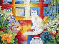 White Cat - Yelen Jo-Anne